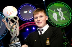 A 16-year-old who built an encryption program has been named Ireland's top young scientist