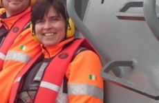 'It's what we do' - Husband of Coast Guard volunteer back on the water after her death