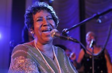 I Knew You Were Waiting For Me: singer Aretha Franklin is engaged at 69