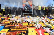 Watford lead tributes as much-loved Graham Taylor is remembered around the grounds