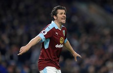 Sunderland fans leave before half-time, Joey Barton snatches the points for Burnley