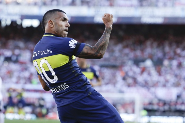 Tevez earn a record 38 million euros a year in China.