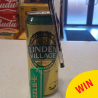 People are loving this Tallaght off licence's scaldy competition prize