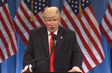 Latest Alec Baldwin parody takes aim squarely at Trump's 'dodgy dossier'