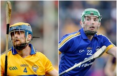 All-Ireland winning pair return to starting side for Clare's 2017 senior hurling opener