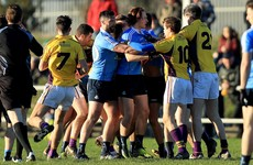 Dublin youngsters reach O'Byrne Cup semi-finals with Wexford success as DCU do them a favour