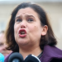 Mary Lou McDonald says Sinn Féin are 'in transition' and she wants it to be 'seamless'