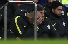 Despite heaviest league defeat of his career, Guardiola refuses to blame City players