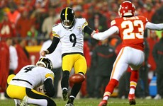 Steelers boot Chiefs from playoffs to book AFC championship game with the Patriots