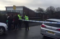 Police investigating shooting close to Glasgow primary school