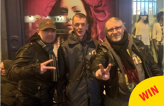 Bono sent pizza to U2 fans camping out for tickets to their Croke Park gig