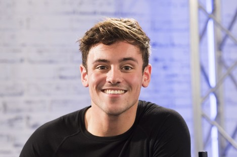 Tom Daley had a momentous 2016 in which he won a bronze medal at the Rio Olympics.