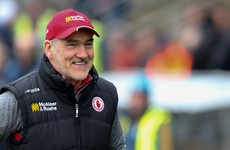Mickey Harte: Playing inter-county football is not 'a chore'