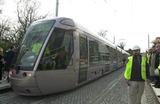 Delays expected as Luas Green Line back in service
