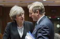 Enda Kenny and Theresa May have had a phone call about Northern Ireland