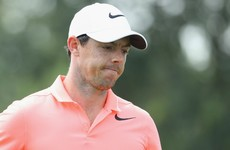 Rory McIlroy rib injury forces Abu Dhabi withdrawal