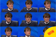 Monkman was back on University Challenge last night and everyone was absolutely delighted