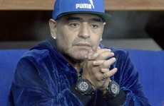 Napoli to offer Maradona role once club legend settles his bill with Italy's tax man