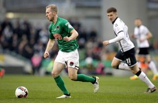 Cork City winger signs new deal despite 'a lot of interest' from elsewhere