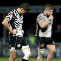 Zebre part ways with head coach after hammerings by Leinster and Connacht
