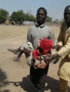 A military jet has mistakenly bombed a homeless camp in Nigeria