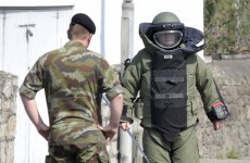 'Viable' explosive device made safe by bomb squad in Dublin