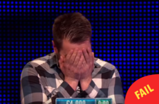 A doctor got a medical question wrong on The Chase and he was MORTIFIED