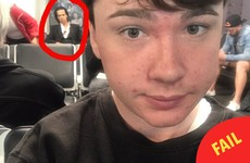 This guy took a selfie with Nick Cave and had to ask the internet who he was