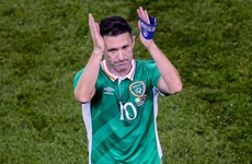 Robbie Keane tight-lipped on future but hints at Championship return