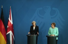 The British and German media reacted very differently to May's speech