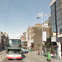 Two men arrested after three violent robberies in Dublin city centre this morning