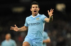 AS IT HAPPENED: Manchester City v Liverpool