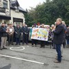 'It's the lifeblood of the community': Protest as rural post office to shut next week