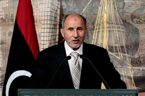 Mustafa Abdul-Jalil of Libya's National Transitional Council has urged the public not to be drawn into a budding war between rival militias.