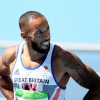 Olympic sprinter Ellington surprised to be alive after 'horrific accident' in Spain