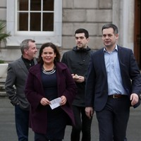 Abandoning the working wage? Sinn Féin raises salaries for all elected representatives