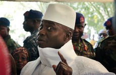 Profile: Gambia's enigmatic leader who refused to cede power (and claims he can cure AIDS with herbs)
