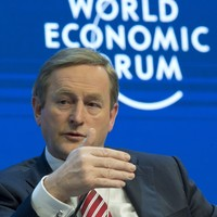 An Taoiseach went on CNBC from Davos and said there's no chance of an Irish election in 2017