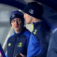 Cullen optimistic over Sexton injury as Six Nations looms into view