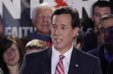 Tied: Small number of votes separate Santorum and Romney in Iowa