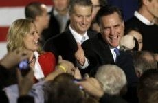 Mitt Romney secures Iowa win in tight GOP presidential contest