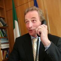 Enda Kenny phones US radio show... and gets hung up on