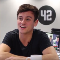 British Olympic medallist Tom Daley on the key to healthy eating