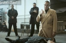 Watch: How to perform CPR... with Vinnie Jones and the Bee Gees