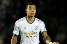 Man United outcast Memphis set to join Lyon in next '48 hours'