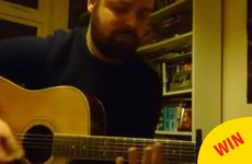 This Wexford man has written a relatable song about the plight of having man flu