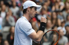 Murray wins again Down Under as he powers past Sam Querrey