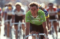 How a Hollywood couple turned Sean Kelly's Olympic dreams into a professional career