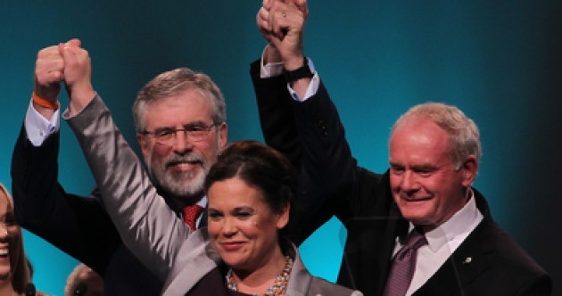 Next in line: Mary Lou talks McGuinness, great women and 'cutting the crap' in the North
