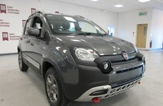 DoneDeal of the Week: This Fiat Panda Cross has city car practicality with off-road capability